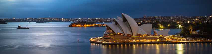 Image of Sydney harbour