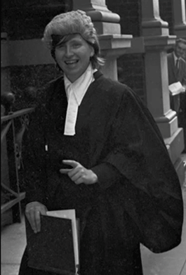 The Honourable Mary Gaudron QC