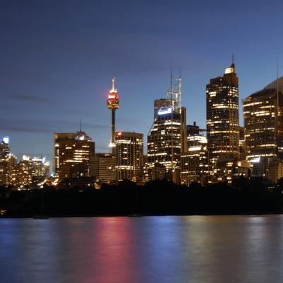 Sydney Skyline - Photo by Anna Tremewan on Unsplash
